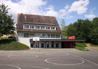 Cour de l'école Felsch - Mairie Neugartheim-Ittlenheim - Site Officiel