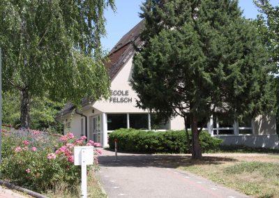 École Felsch - Mairie Neugartheim-Ittlenheim - Site Officiel