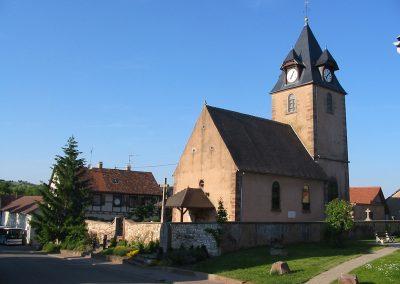 Église de Ittlenheim