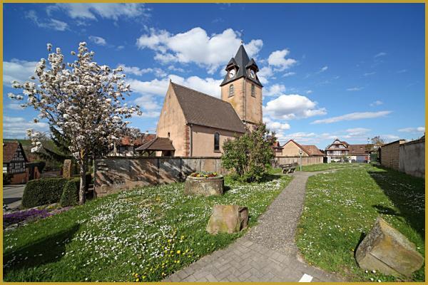 Eglise Ittlenheim