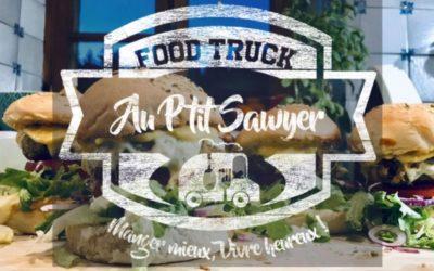 Food Truck Au P'tit Sawyer – Samedi 5 Décembre