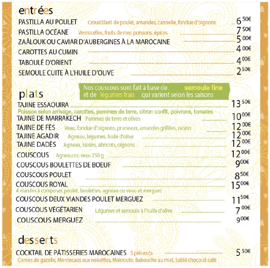 menu-couscous
