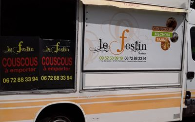 Food Truck Couscous Le Festin