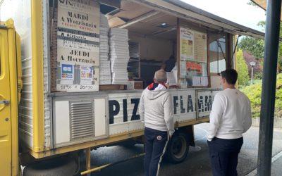 Food Truck Tarte flambée / Pizza le Dimanche 13 décembre 2020