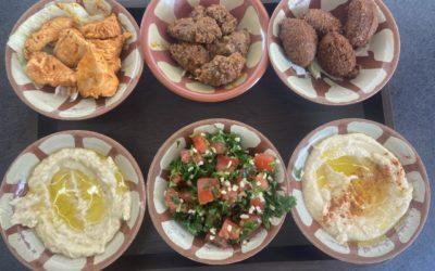 AL BOUSTANE Traiteur – Cuisine Libanaise vendredi 11 et samedi 12 juin 2021 de 18h30 à 20h30