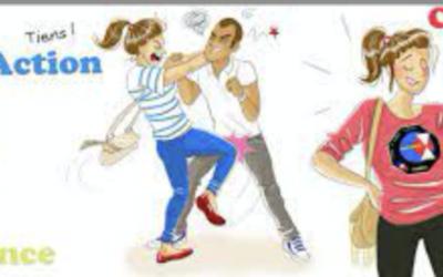 Cours de self défense féminine